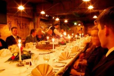 Hotel Highland Lodge: Salón para Banquetes GEILO