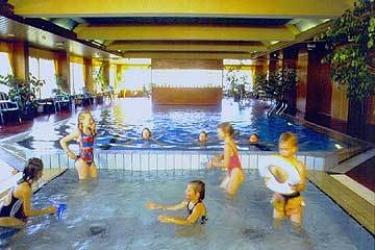 Hotel Highland Lodge: Swimming Pool GEILO