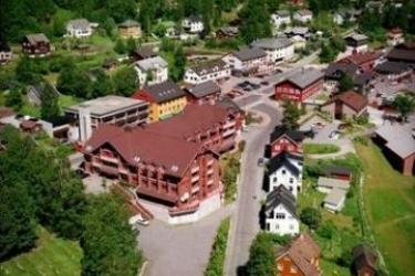 Thon Hotel Hallingdal: Esterno GEILO