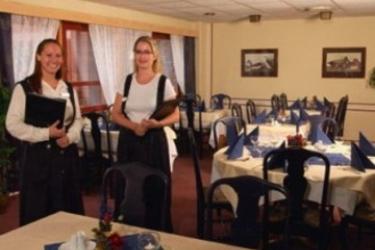 Thon Hotel Hallingdal: Ristorante GEILO