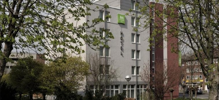 Ibis Styles Hotel Gelsenkirchen: Esterno GELSENKIRCHEN