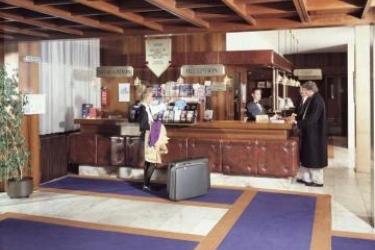 Maritim Hotel Gelsenkirchen: Hall GELSENKIRCHEN
