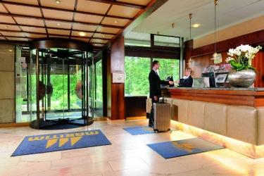 Maritim Hotel Gelsenkirchen: Lobby GELSENKIRCHEN