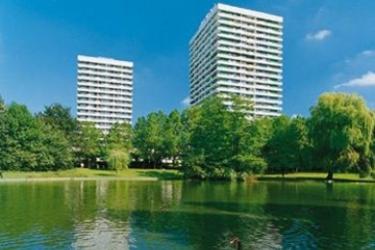 Maritim Hotel Gelsenkirchen: Extérieur GELSENKIRCHEN