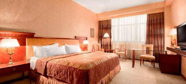Hotel Ramada Plaza Gence: Camera degli ospiti GENCE