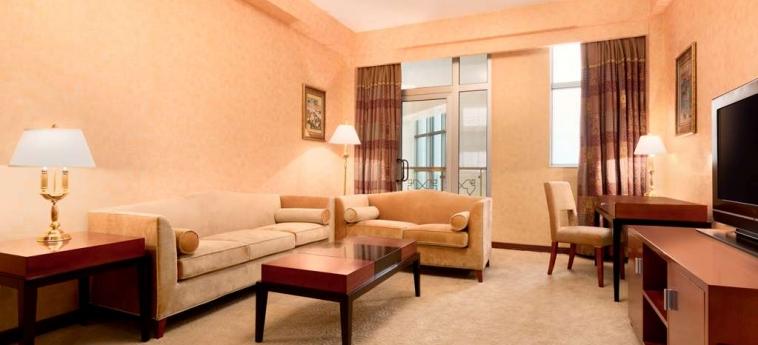 Hotel Ramada Plaza Gence: Camera Suite GENCE