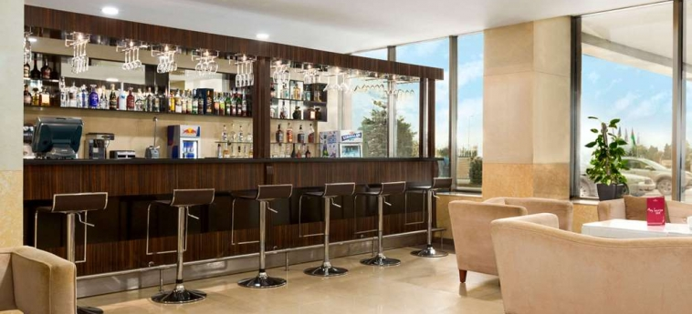 Hotel Ramada Plaza Gence: Dettaglio dell'hotel GENCE