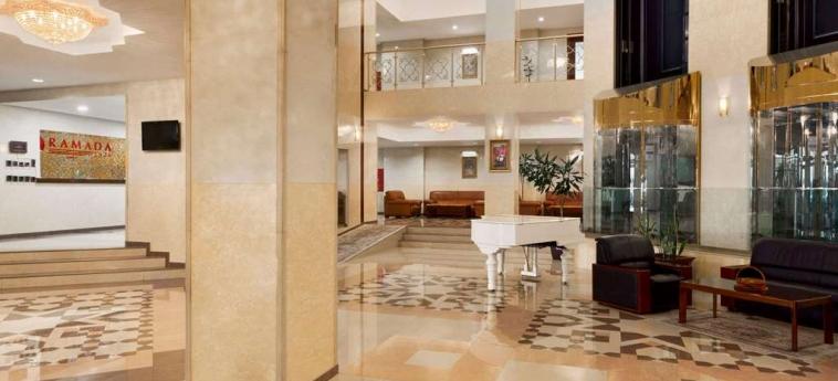 Hotel Ramada Plaza Gence: Lobby GENCE