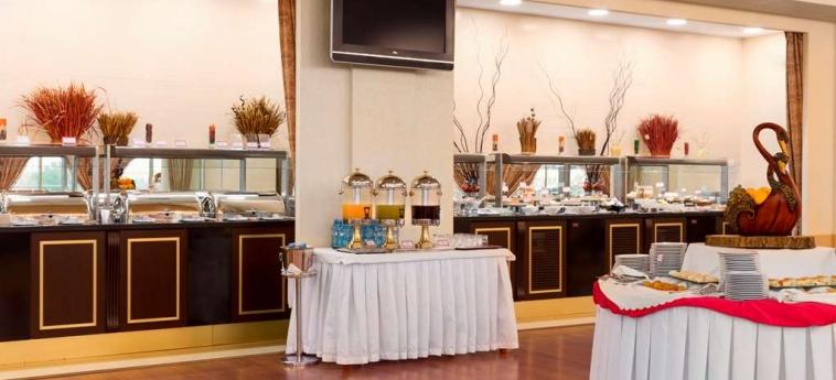 Hotel Ramada Plaza Gence: Ristorante GENCE