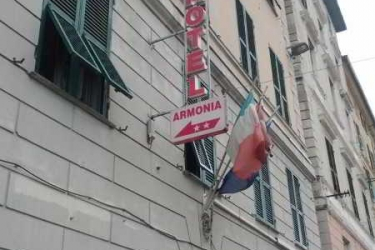 Hotel Armonia: Exterieur GENES