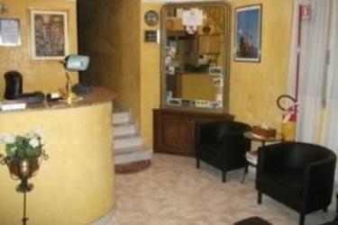 Hotel Armonia: Réception GENES