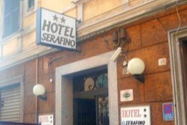 Hotel Serafino: Exterieur GENES