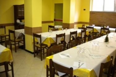Hotel Serafino: Restaurant GENES