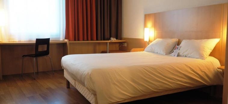 Hotel Ibis Genève Petit Lancy: Bedroom GENEVA