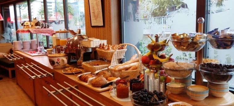 Hotel Ibis Genève Petit Lancy: Breakfast Room GENEVA