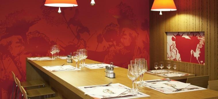 Hotel Ibis Genève Petit Lancy: Restaurant GENEVA