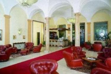 Hotel Mediterranee: Hall GENOVA