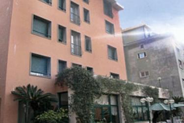 Hotel La Capannina: Außen GENUA