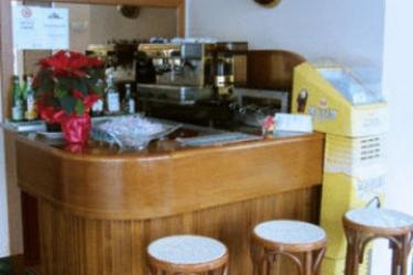 Hotel La Capannina: Bar GENUA