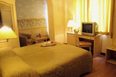 Hotel La Capannina: Doppelzimmer GENUA