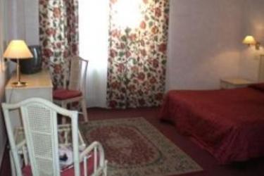 Hotel La Capannina: Schlafzimmer GENUA