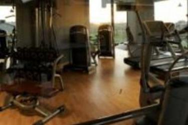 Hotel Hyatt Regency Oubaai : Salle de Gym GEORGE