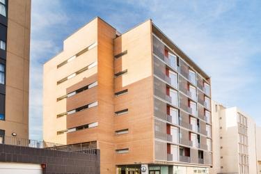 Hotel Apartamentos Els Quimics: Exterieur GERONE