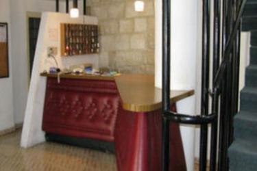 Hotel Mount Of Olives: Lobby GERUSALEMME