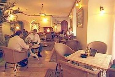 Hotel American Colony: Bar GERUSALEMME