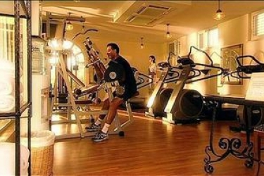 Hotel American Colony: Centro Fitness GERUSALEMME