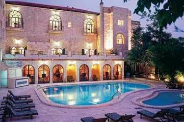 Hotel American Colony: Esterno GERUSALEMME