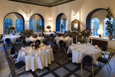 Hotel American Colony: Sala da Ballo GERUSALEMME