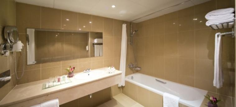 Golden Tulip Al Jazira Hotel And Resort: Bagno GHANTOOT