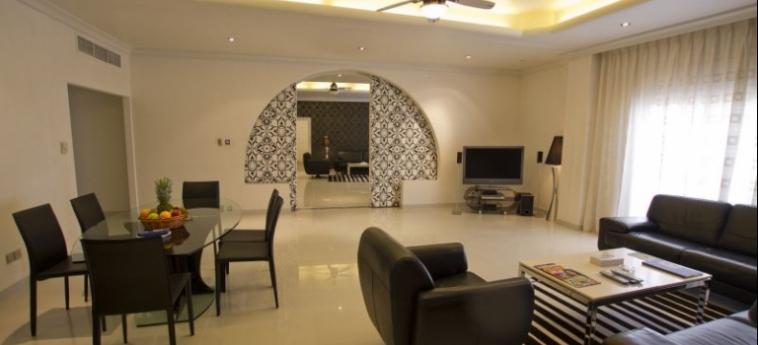 Golden Tulip Al Jazira Hotel And Resort: Living Room GHANTOOT