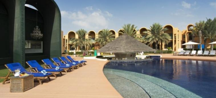Golden Tulip Al Jazira Hotel And Resort: Piscina GHANTOOT