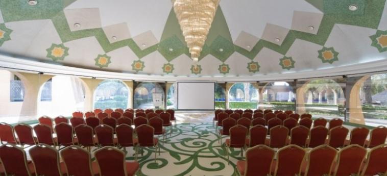 Golden Tulip Al Jazira Hotel And Resort: Sala Conferenze GHANTOOT