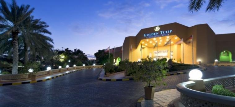 Golden Tulip Al Jazira Hotel And Resort: Außen GHANTOOT