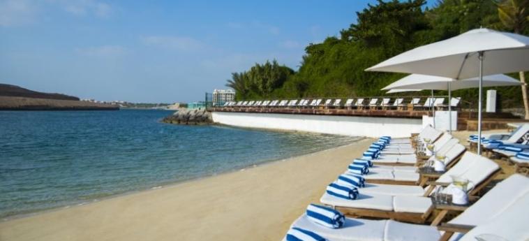 Golden Tulip Al Jazira Hotel And Resort: Strand GHANTOOT