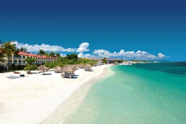 Hotel Sandals Negril Beach Resort & Spa: Esterno GIAMAICA