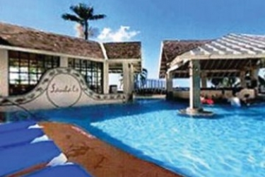 Hotel Sandals Negril Beach Resort & Spa: Piscina GIAMAICA