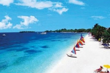 Hotel Sandals Negril Beach Resort & Spa: Spiaggia GIAMAICA