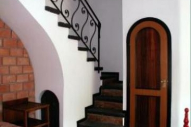 Hotel Holiday Club Naxos: Escalier GIARDINI NAXOS - MESSINA