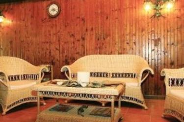 Hotel Holiday Club Naxos: Hall GIARDINI NAXOS - MESSINA
