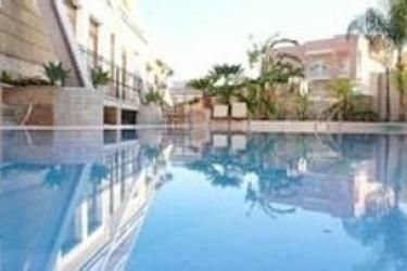 Hotel Holiday Club Naxos: Piscine Découverte GIARDINI NAXOS - MESSINA