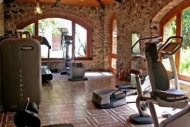 Hotel Holiday Club Naxos: Salle de Gym GIARDINI NAXOS - MESSINA