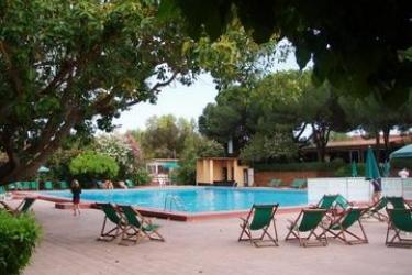 Hotel Holiday Club Naxos: Solarium GIARDINI NAXOS - MESSINA