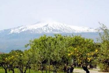 Hotel Holiday Club Naxos: Vue GIARDINI NAXOS - MESSINA