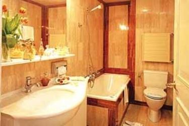 Hotel Suisse: Cuarto de Baño GINEBRA