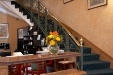 Hotel Suisse: Lobby GINEBRA