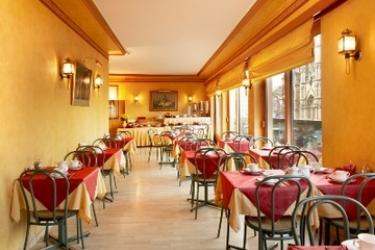Hotel Suisse: Sala de Desayuno GINEBRA